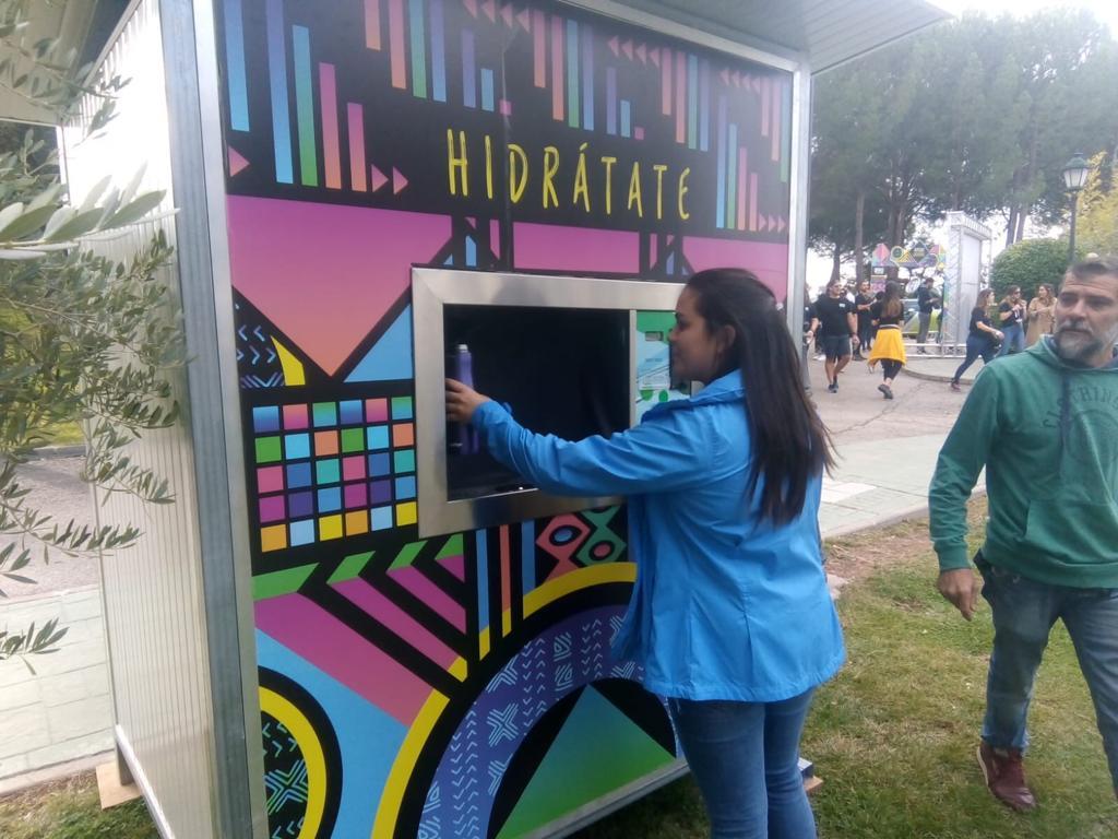 Goiko Grill elige el Agua Plastic Free de Ecozona Iberian